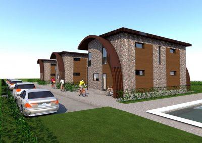 Vieno buto gyvenamieji namai. Šarūno g. 7, Palanga